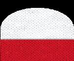 λευκό & κόκκινο